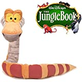"Famosa Softies - Plush toy KAA Snake 11,81""/30CM The Jungle book - Quality super soft"