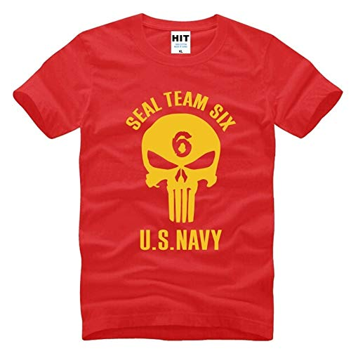 a8f8594e0ab Seal Team Six US Navy Creative Novelty Mens Men T Shirt Tshirt New New  Short Sleeve
