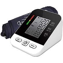 HWJKCP Completamente Automatico Inteligente Tipo de Brazo Hogar Electrónica Voz Esfigmomanómetro Precisión Medidor de Presion Sanguinea