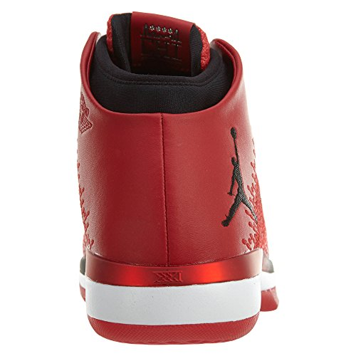 Nike Jungen 848629-600 Basketballschuhe Rot