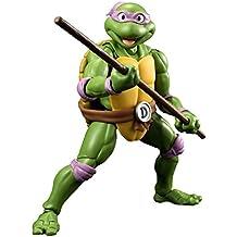 Las Tortugas Ninja - Donatello figura, 15 cm (Bandai BDITM064510)