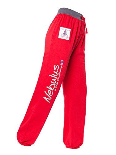 Nebulus Pantalon de Jogging lavenger Rot