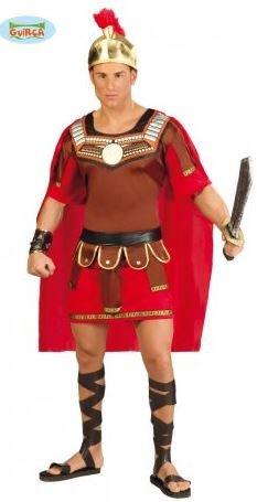 römischer Soldat Centurio Kostüm für Herren Gr. M/L, Größe:L
