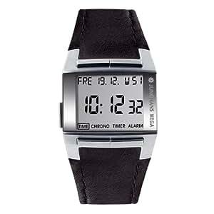 Junghans Herren-Uhren Mega 1000 Avantgarde 026/4510.00