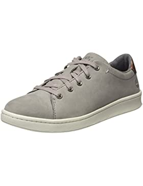 Timberland Damen Dashiell Oxfordsteeple Grey Nubuck Oxford