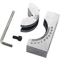 Precision - Molinillo de micro ángulo ajustable en V (0-60°)