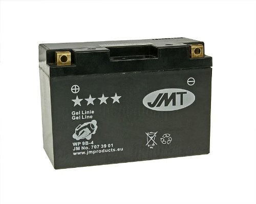 Batteria JMT Gel jmt9b 4per Yamaha YZF R6600anno di costruzione 2005-incluso 7,50EUR Batterie pf