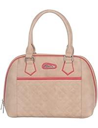 ESBEDA ladies Hand Bag Beige color (SH200716_1427)