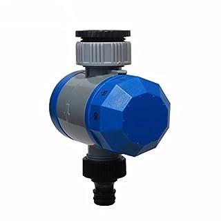 EgBert Aqualin Garden Automatic Irrigation Mechanical Watering Controller Timer Faucet Hose Shutoff No Batteries Required