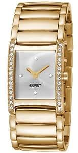 Esprit - ES103712001 - Montre Femme - Quartz Analogique - Bracelet Acier Inoxydable Doré