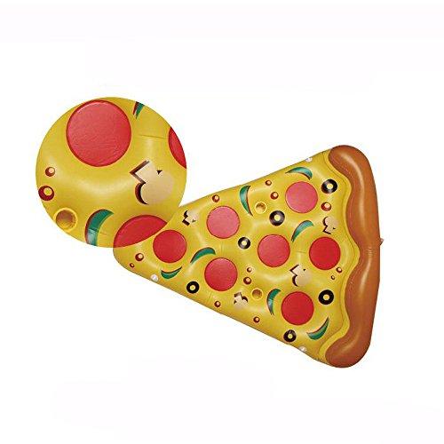 Zoom IMG-2 ygjt piscina galleggiante pizza gigante