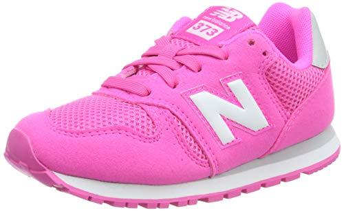 New Balance Mädchen 373 Sneaker, Pink Light Peony, 32 EU