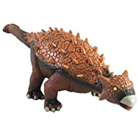 """BW & H Large 20"""" (52cm) Soft Stuffed Rubber Dinosaur Play Toy Realistic Details Jurassic"""
