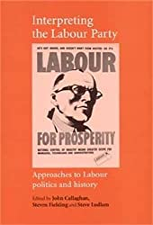 Interpreting the Labour Party: Approaches to Labour Politics and History (Critical Labour Movement Studies)