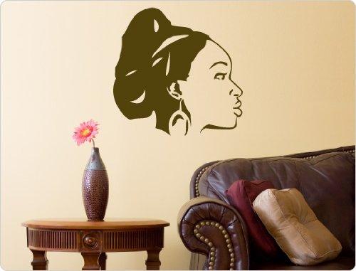I-love-Wandtattoo 'I Love de pared adhesivo 10065–Adhesivo de l' Africaine...