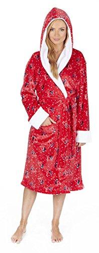 Forever Dreaming - Robe de chambre - Femme Red Robin