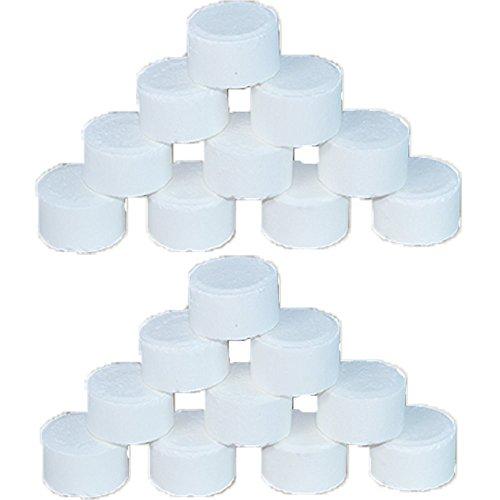 SUDS-ONLINE 50x 20g Tabletas de bromo piscinas y jacuzzis alta calidad de la, Spa