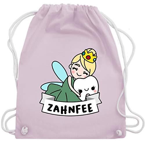 Winter Kind Kostüm Fairy - Karneval & Fasching - Zahnfee Kostüm - Unisize - Pastell Rosa - WM110 - Turnbeutel & Gym Bag