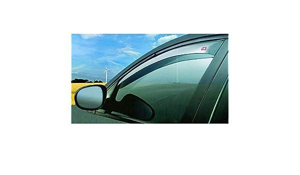 5 Doors Model Only 19.633 G3 Pair of Front Wind Deflectors Rain Guards