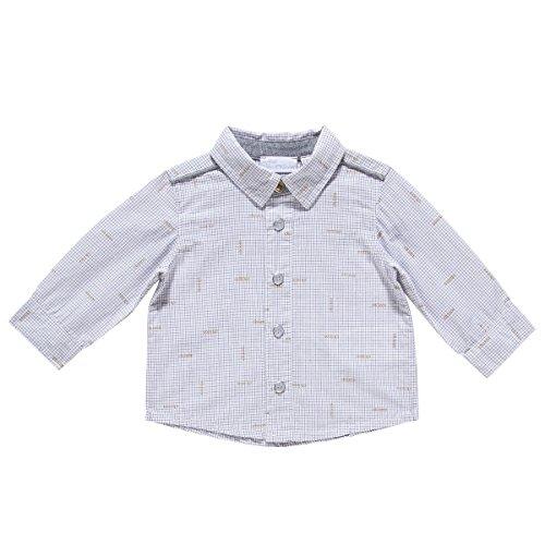 Camicia m/l popeline (68 cm)
