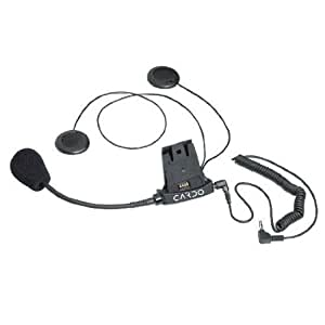 Audio kit XL stereo avec microphone et sticker