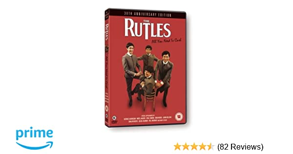 The Rutles All You Need Is Cash 30th Anniversary Edition