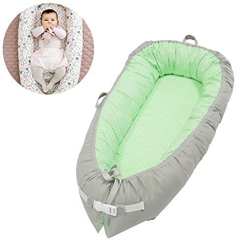 B-50 Ausgeglichen (WGXQY Tragbares Bionisches Babybett, Herausnehmbares Und Waschbares Neugeborenenbett, Baumwolle / 80 * 50CM,B)