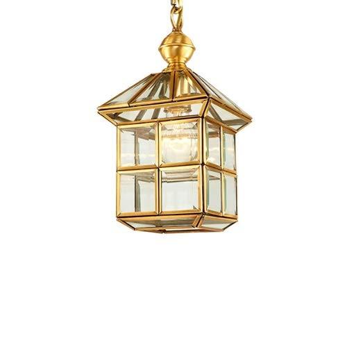 Kactera Gold Lampenschirm Nordic Kronleuchter Moderne minimalistische Anhänger Eisen Metall Beleuchtung E27 mit Verstellbarer Schnur Wohnzimmer Esszimmer Schlafzimmer Nordic Metall Pendelleuchte -