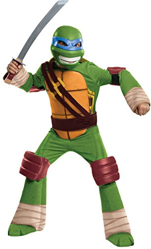 Ninja Turtles Leonardo Kostüm - TMNT Teenage Mutant Ninja Turtles Leonardo