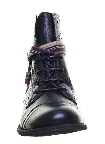 Felmini 1051, Bottes pour Femme Black D12