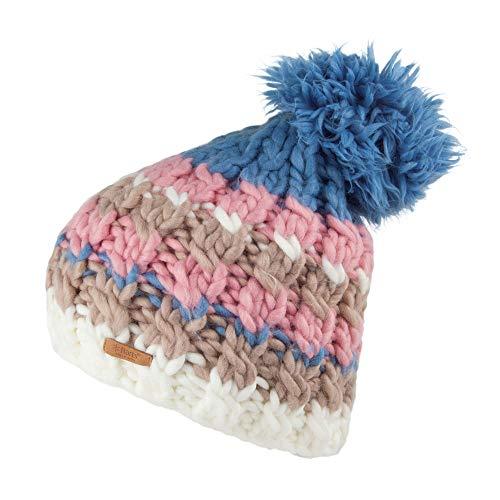 BARTS Feather Beanie, Bonnet hiver femme