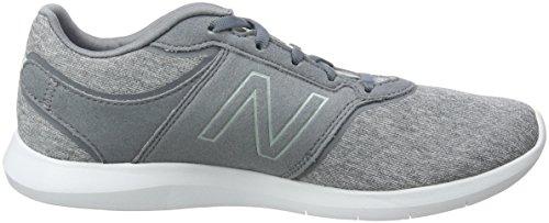 New Balance Damen Wl415v1 Hallenschuhe Grau (Grey)