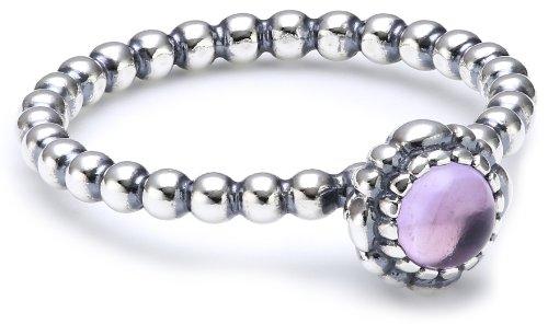 68940fe51 ... Pandora Womens 925 Sterling Silver Amethyst Ring, Size L 12 ...