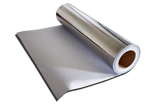 Alufolie, selbstklebend 550 mm / 50,0 lm - laufende Meter Rollware