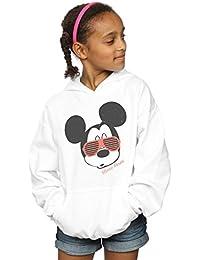 Disney Niñas Mickey Mouse Sunglasses Capucha