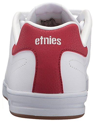 Etnies Callicut Ls Black/Black/Gum Bianco/Rosso