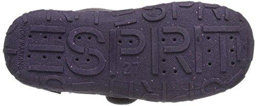 ESPRIT Sunny Strap Mädchen Flache Hausschuhe Pink (504 heather purple)