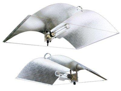 Adjust-a-Wings Avenger Medium inkl. Spreader Reflektor für Natriumdampflampe (1000 Watt-wing)