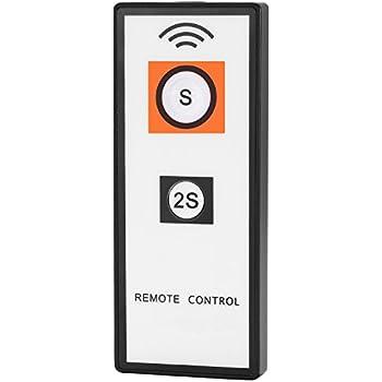 Neewer Déclencheur Sans Fil infrarouge Télécommande pour Sony Série Alpha, A65, A77, A230, A330, A450, A500, A550, A560, A7000, A900, DSLR appareil photo et NEX-7, NEX-5C, NEX-5N Appareil photo compact