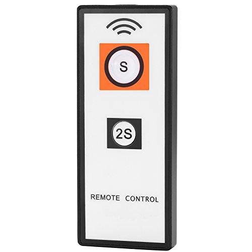 Neewer® IR Wireless-Auslöser Fernbedienung für Sony Alpha Serie II A7, A7, A7R, A7S, A6000, A33, A55, A65, A77, A99, A900, A700, A580, A560, A550, A500, A450, A390, A380 , A330, A230 und DSLR-Kameras NEX-7, NEX-6, NEX-5T Kompaktkameras A550 Dslr-kamera