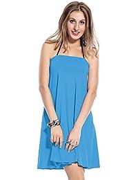 N-Gal Women's 3 Way Cover Up Beach Dress, NY7597