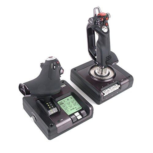 Saitek X52 Pro Flight Control System Joystick für PC