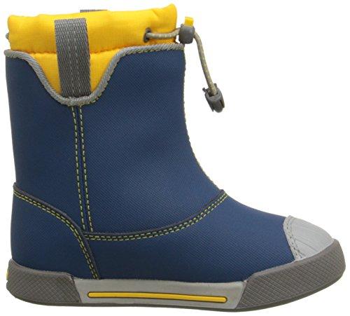 Keen Kinder Regenstiefel Encanto 365 Boot WP Poseidon/Lagoon