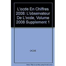 L´ocde En Chiffres 2008: L´observateur De L´ocde, Volume 2008 Supplement 1