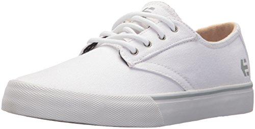 Etnies Damen Jameson Vulc LS W's Skateboardschuhe, Weiß (100-White), 38 EU