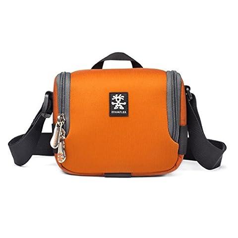 Crumpler Base Layer Cube S Kameratasche orange