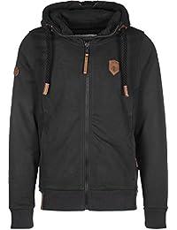 Naketano Male Zipped Jacket Birol VIII