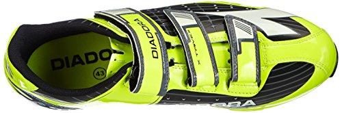 Diadora X Trivex, Scarpa da Ciclismo Donna Giallo (Arancione Nero/Arancione Fluo /Bianco 3444