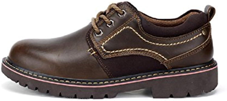 Herren Herbst Winter Sportschuhe Das neue Warm halten Flache Schuhe Trainer Licht Draussen Lässige Schuhe EUR