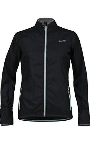 Jugend Racerback Sport-bh (Zoot Damen Jacke Wind Swell Jacket, Black, S, 2654218.1.1)